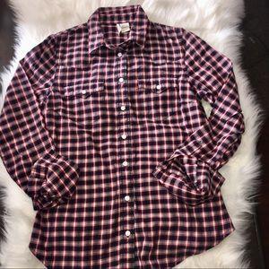 ❗️30%off ❗️ Levi's Plaid Flannel